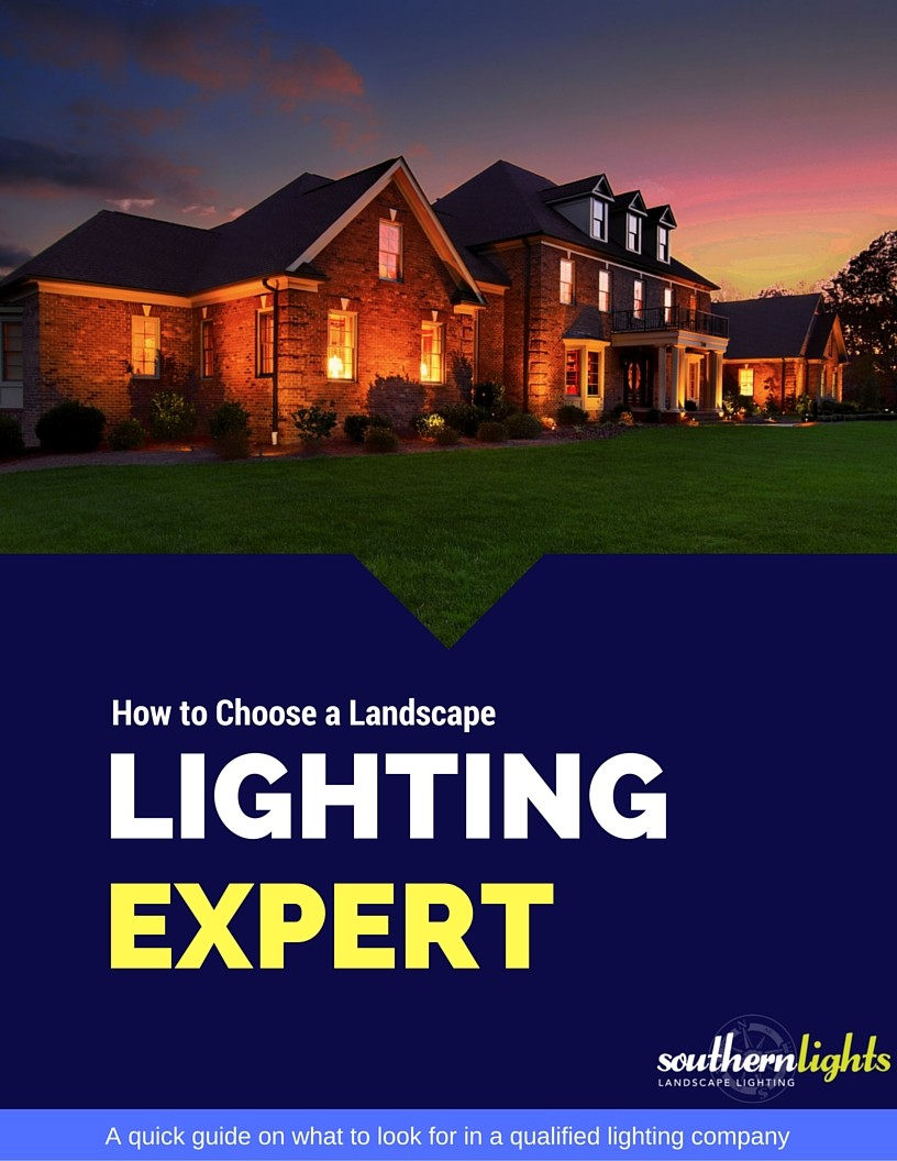 Landscape Lighting Book : Southern lights of nc award winning landscape lighting