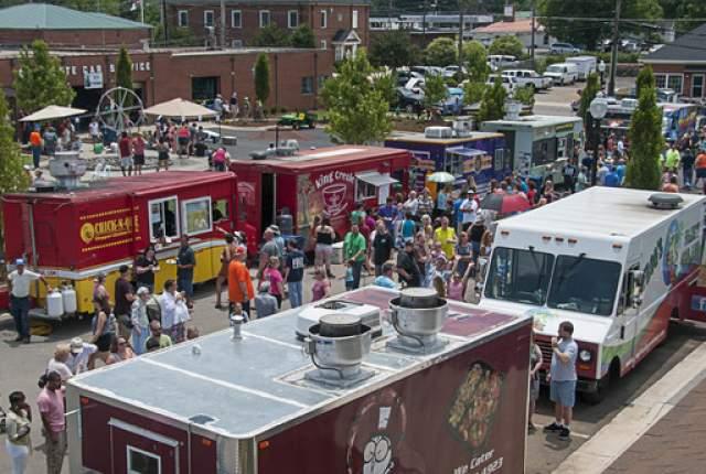 Nc Food Truck Festival  Randleman