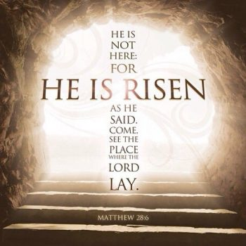 Image result for he is risen image