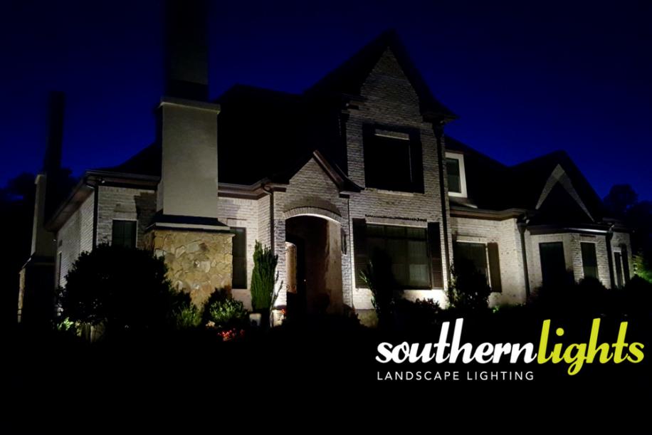 Landscape lighting techniques silhouetting southern lights of nc landscape lighting techniques silhouetting aloadofball Choice Image