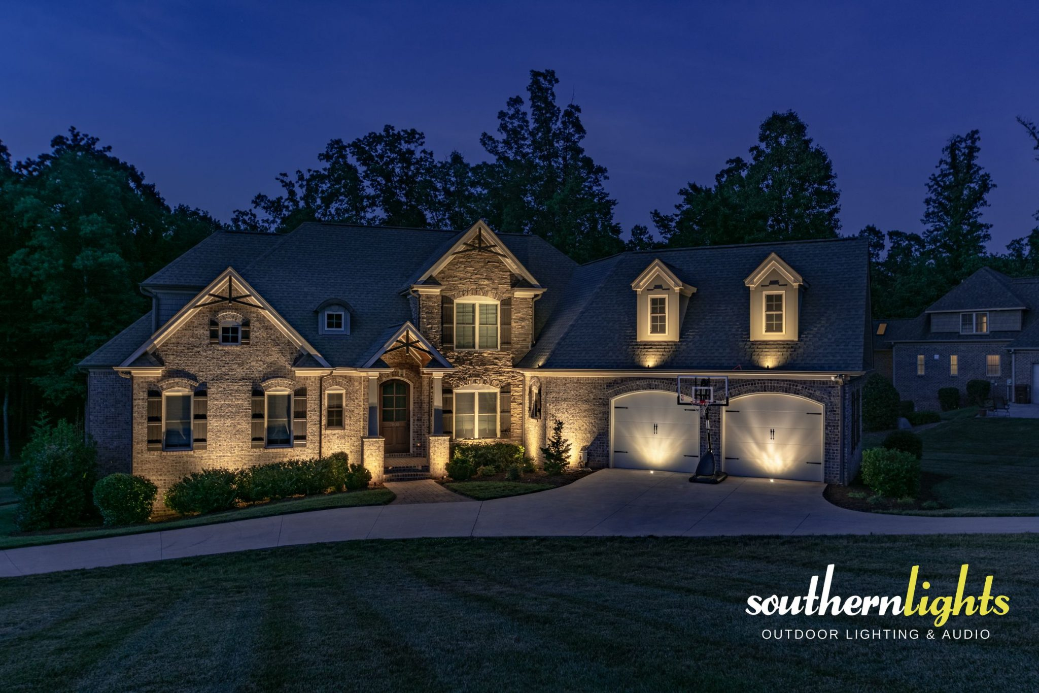 Outdoor Architectural Lighting Design
